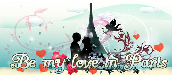 Be my love in Paris Tours