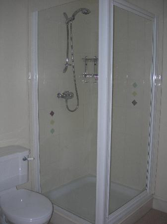 The Old School Bed and Breakfast: shower