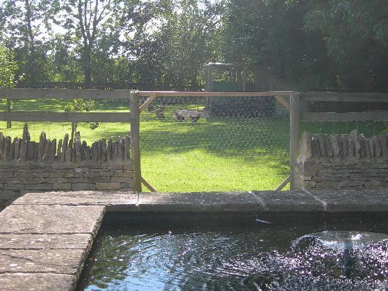 The Old School Bed and Breakfast: gardens
