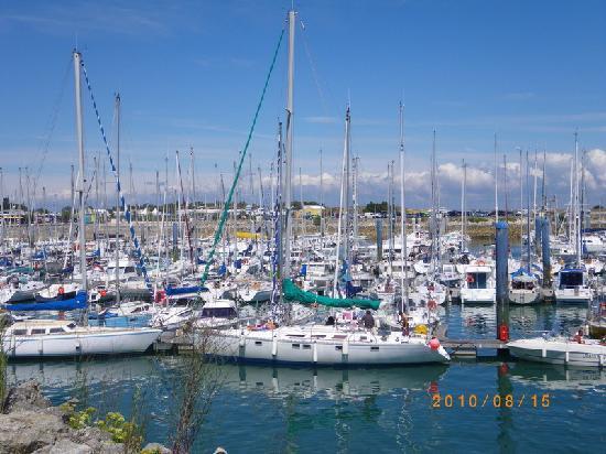 Île d'Oléron, France : Saint-Denis marina Ile d'Oleron