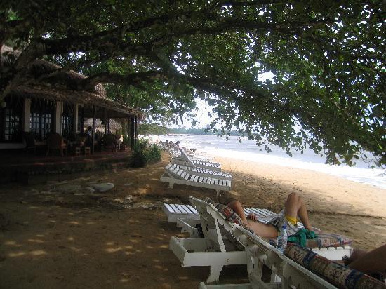 Direkt am strand picture of hotel ilomba kribi for Hotel in warnemunde direkt am strand