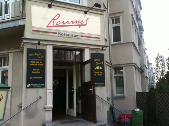 Ronny's Restaurant: Ronnys Restaurant