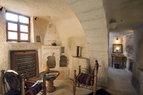 Koza Cave Hotel : room