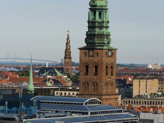 Rundetaarn: Copenhagen skyline