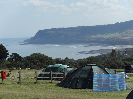 Robin Hoods Bay, UK: View