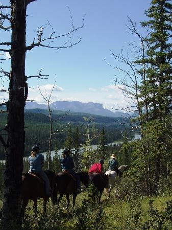 Old Entrance Trail Rides: River Ridge