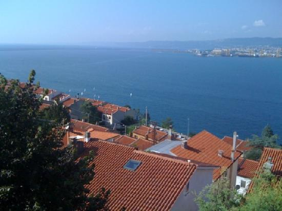 Park Hotel Muggia: View from our balcony