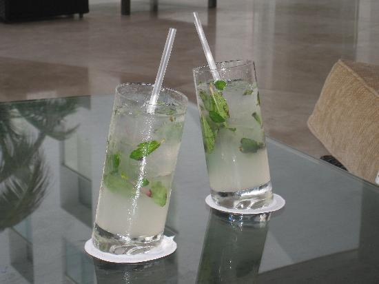 Le Blanc Spa Resort: Mojito's