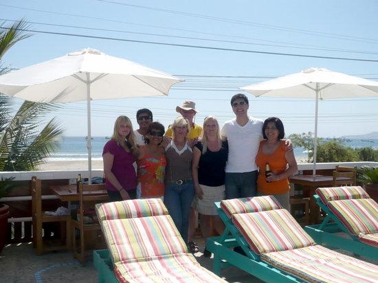 evitar Escalofriante Islas del pacifico  terraza - Picture of La Perla, Punta Veleros - Tripadvisor