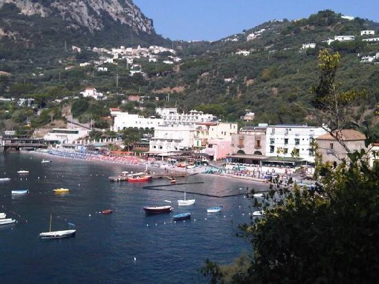 Punta Campanella Resort & Spa : Rent a boat