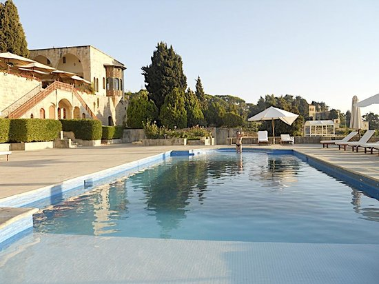Beiteddine, Liban: Swimming pool
