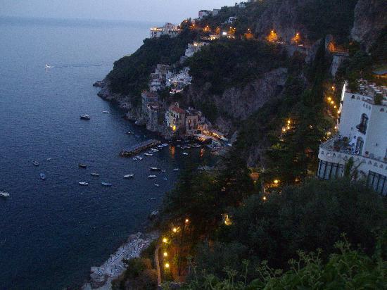 Vettica, Italia: panorama conca dei marini