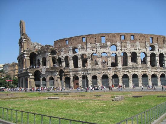 A Peace of Rome: Rome