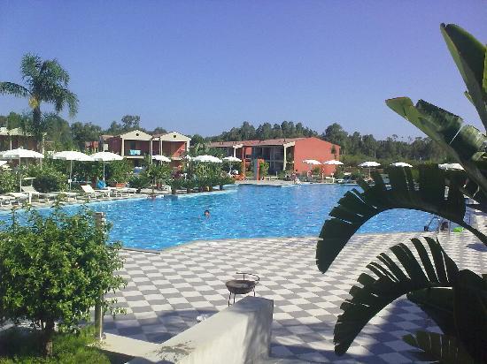 Furnari, Italia: piscina