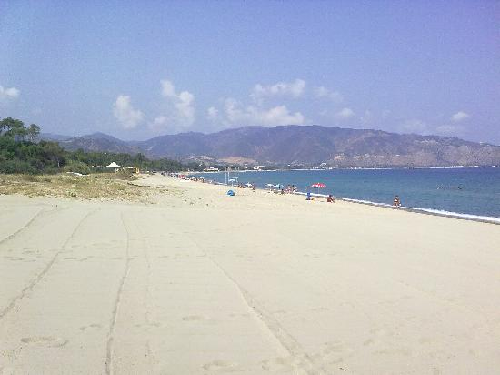 Furnari, Italia: spiaggia
