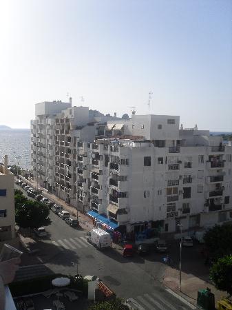 Hotel Gran Sol Ibiza: balcony view