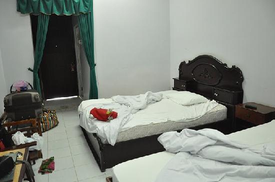 Rang Dong Hotel: la chambre