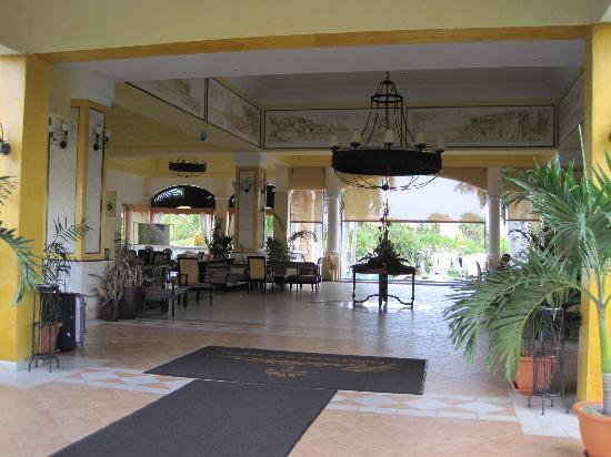 Paradisus Princesa del Mar Resort & Spa: Hall d'entrée de l'hôtel