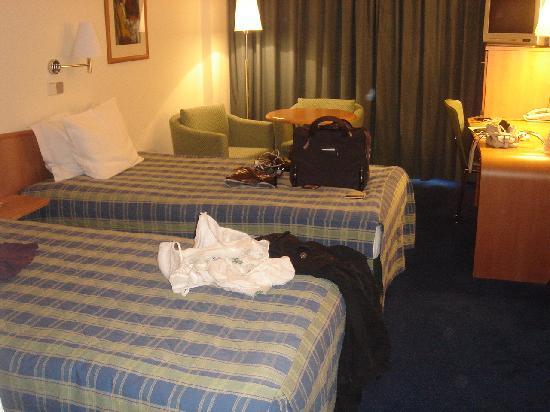 Best Western Premier Hotel International: Changed room - much nicer
