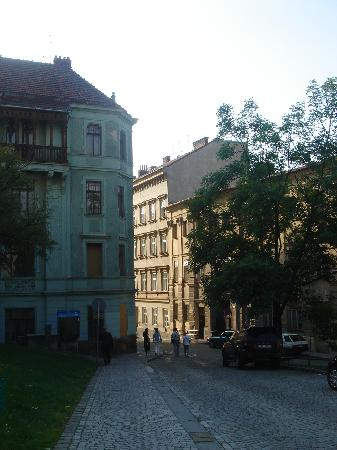Brno, República Checa: Quaint streets