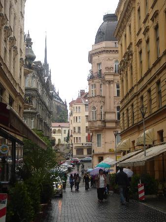 Brno, Tjekkiet: streets