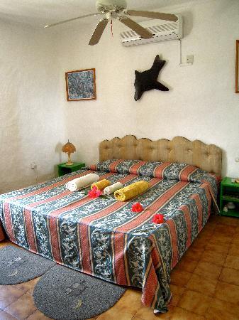 Mare Anglaise, Seychelles: camera da letto