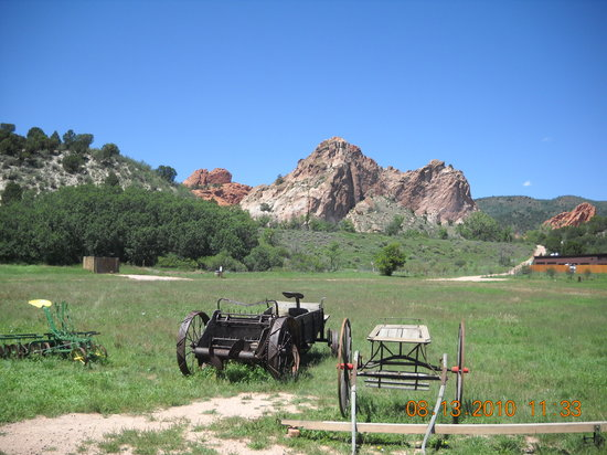 Rock Ledge Ranch Historic Site