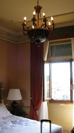 The Westin Excelsior Florence: A room with a view