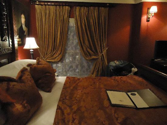 The Rookery Hotel : Chambre HENRY  CAREY