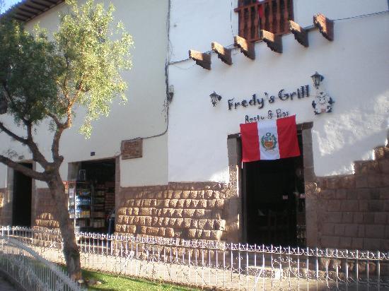 Fredy´s Grill Resto & Cafe : 28 de Julio...Viva el Perú...
