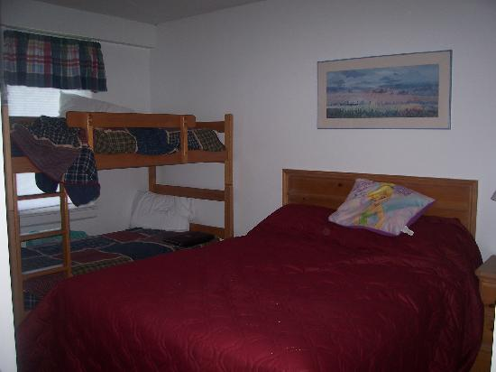 Waterville vale, NH: Kids room