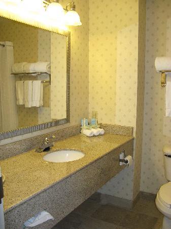 Holiday Inn Express London I-70: Bathroom