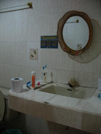 Boracay Peninsula Resort: Bathroom