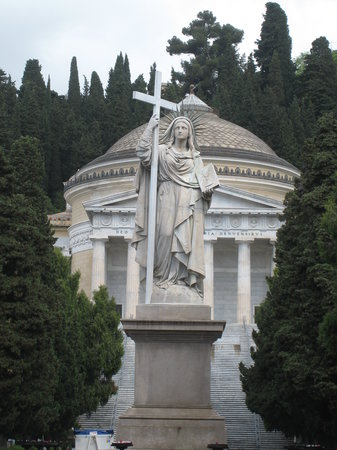 Γένοβα, Ιταλία: Funerary Monument-Pantheon