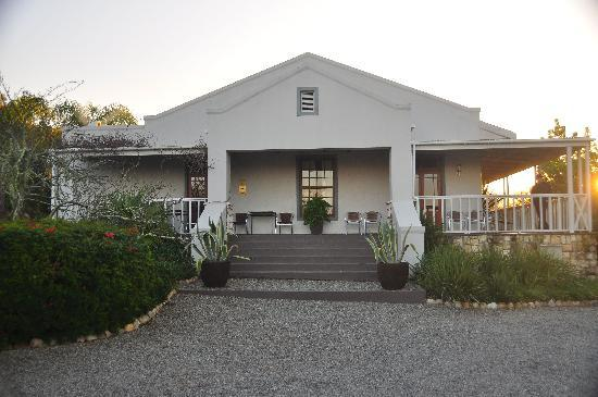 Swellendam Country Lodge : Main building