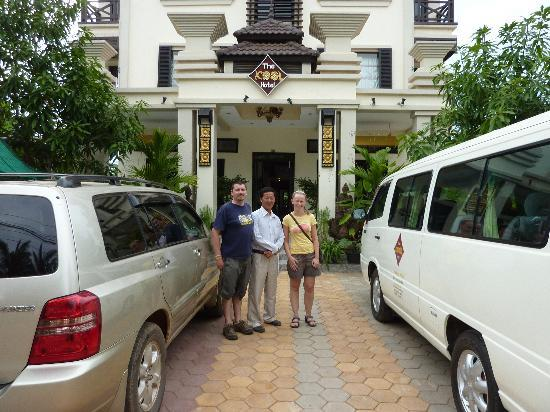 David Angkor Guide - Private Tours: Our little tour.