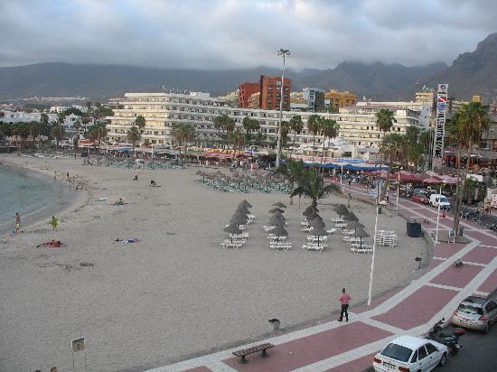 HOVIMA La Pinta : el hotel la pinta y la playa
