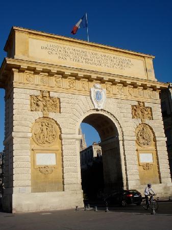 Μονπελιέ, Γαλλία: L'Arc de Triomphe de Montpellier