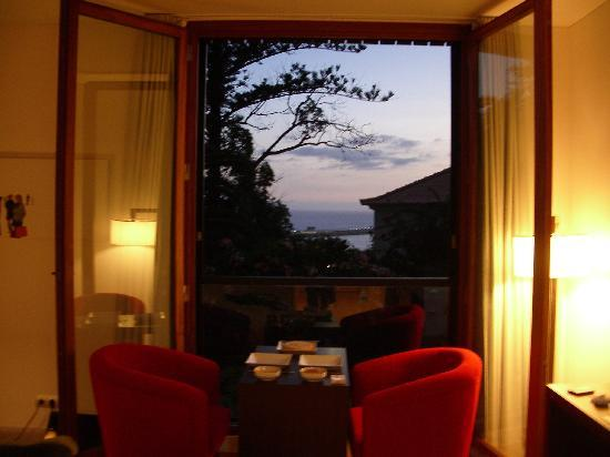 ARTS IN Hotel Conde Carvalhal: View from window