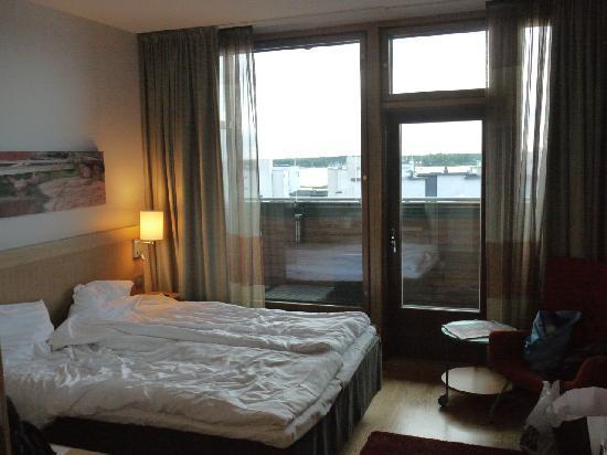 Scandic Oulu : room with balcony