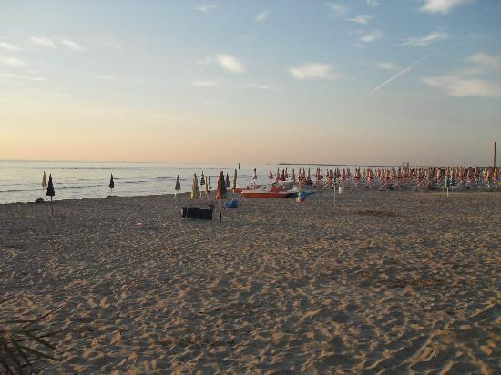 Camping Don Diego : Spiaggia