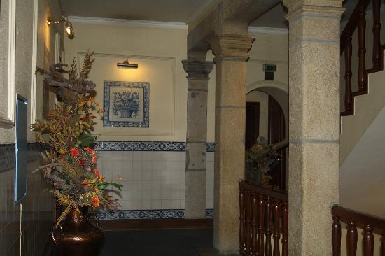 Hotel Internacional: scale interne