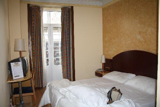 Hotel Internacional: la nostra camera