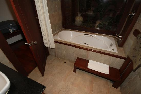 Green Park Boutique Hotel: bathroom