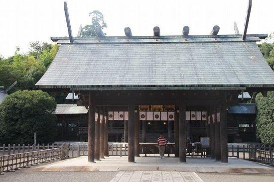 Miyazaki Shinto Shrine