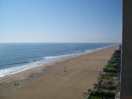 Wyndham Virginia Beach Oceanfront: view from the rom