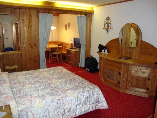 Croce Bianca Leisure & Spa Hotel: camera