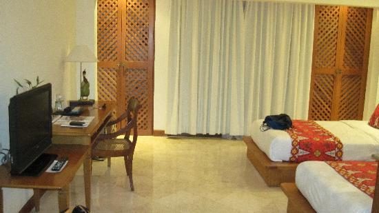 Club Med Bali: chambre Deluxe