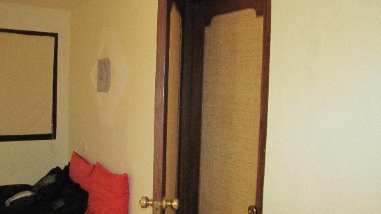 Club Med Bali: porte communiquante chambre Deluxe