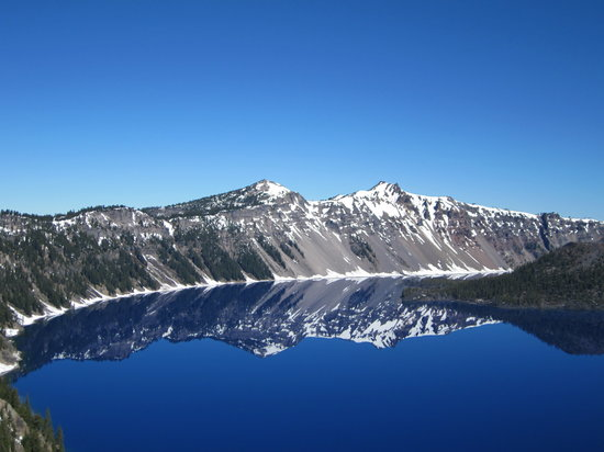 Crater Lake Lodge: Crater Lake, Oregon